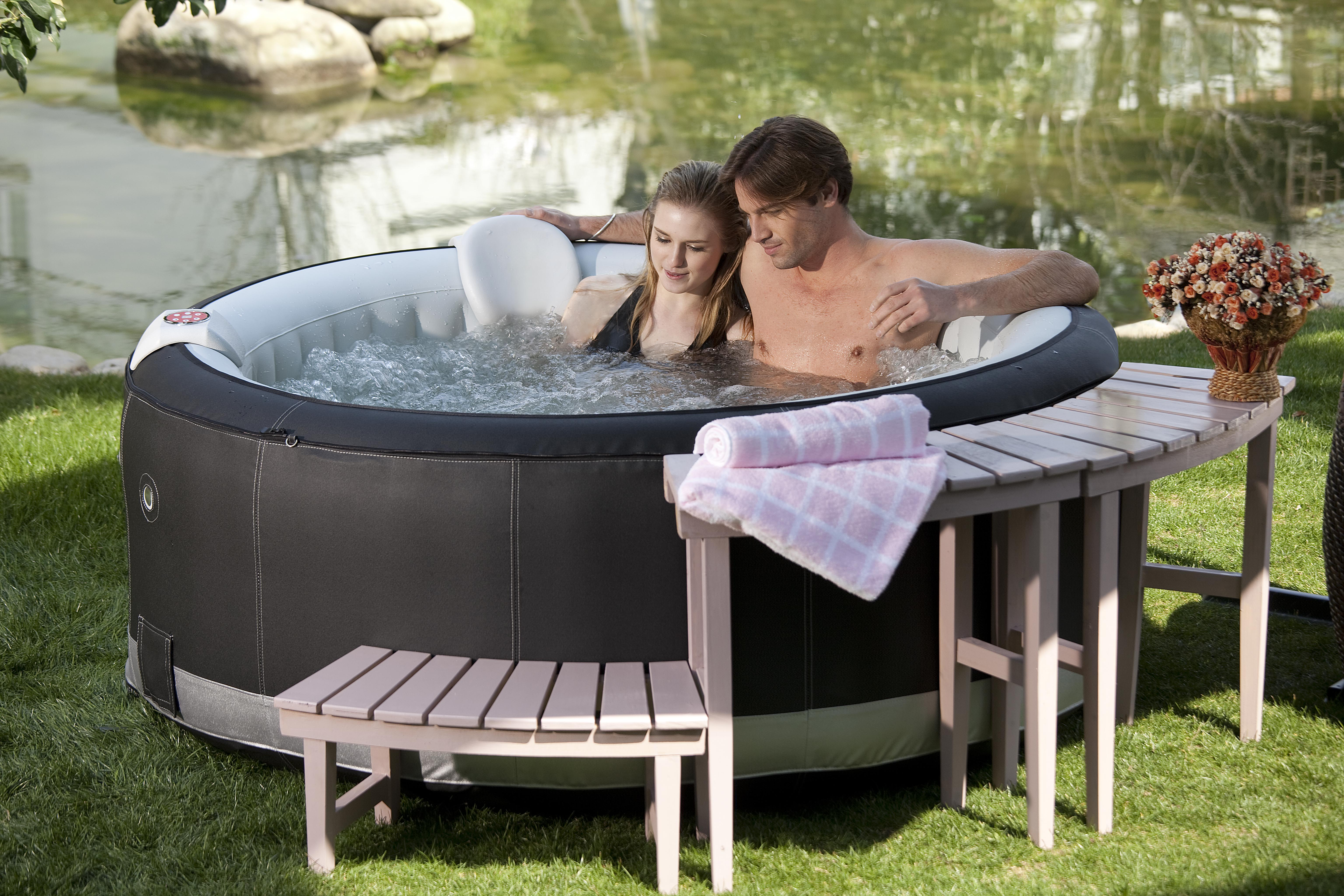Jacuzzi gonflable zodiac - Spa gonflable de luxe ...